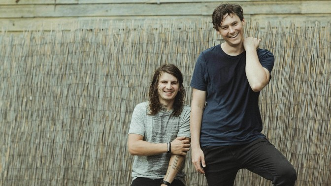 the front bottoms 2018