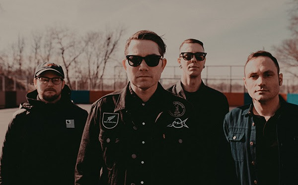 "Nuova canzone: ""Starlighter (Echo, Utah)"" by Hawthorne Heights"