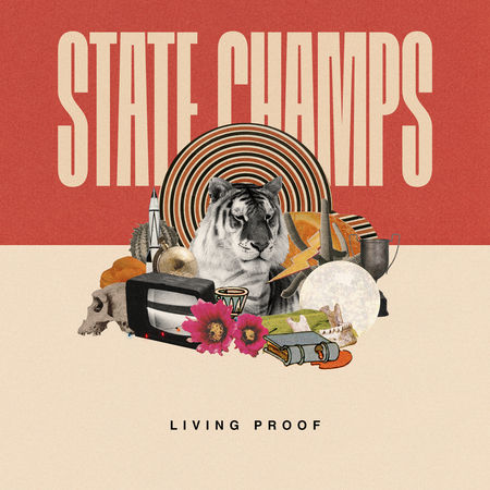 "REVIEW: ""Living Proof"" by State Champs"