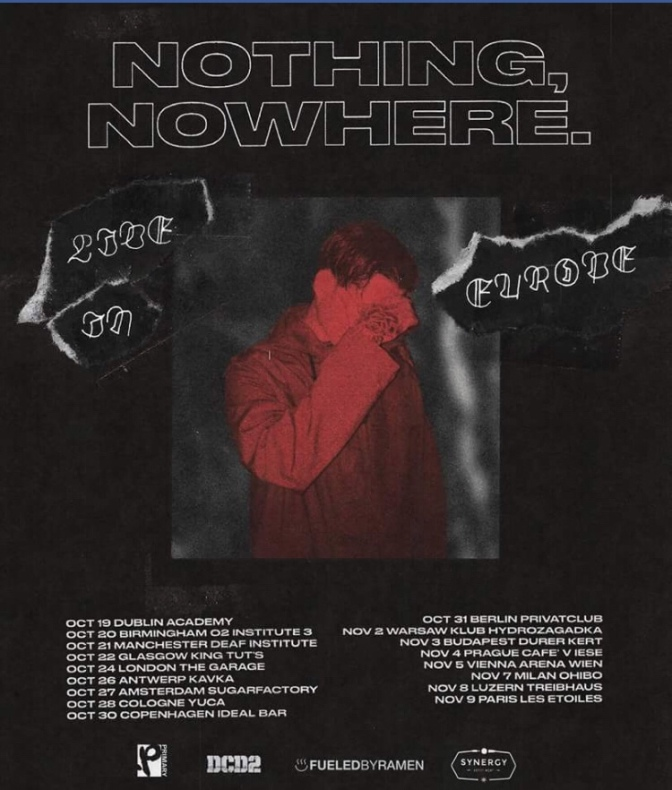 nothing, nowhere. in Italia!