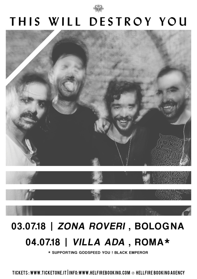 This Will Destroy You in Italia!