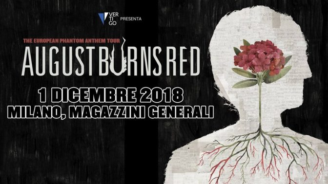 August Burns Red + Wage War in Italia!