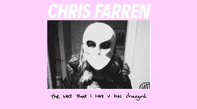 Il regalo di compleanno del bellissimo Chris Farren
