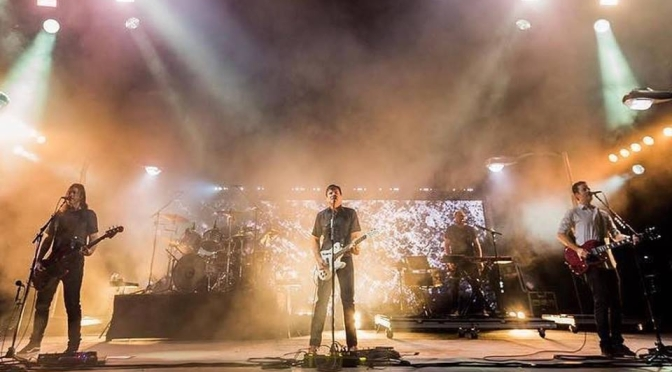 Jimmy Eat World: la band ritorna con le due nuove canzoni Love Never e Half Heart