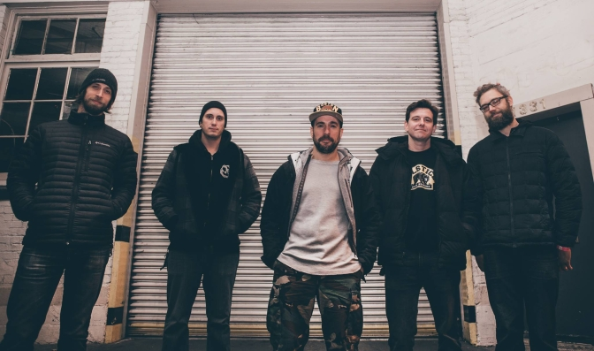 """Non vedo l'ora di fare casino con tutti voi!"" – Interview with A Wilhelm Scream"