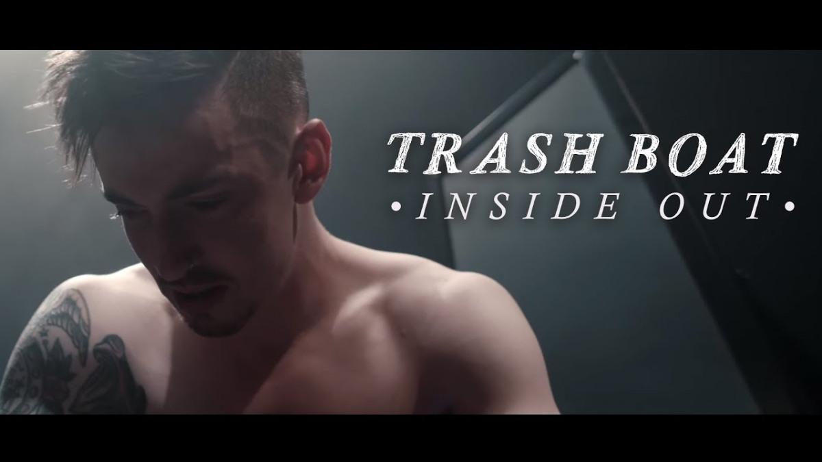 """""""Inside Out"""" è il nuovo singolo dei Trash Boat che strizza l'occhio all'hardcore"""