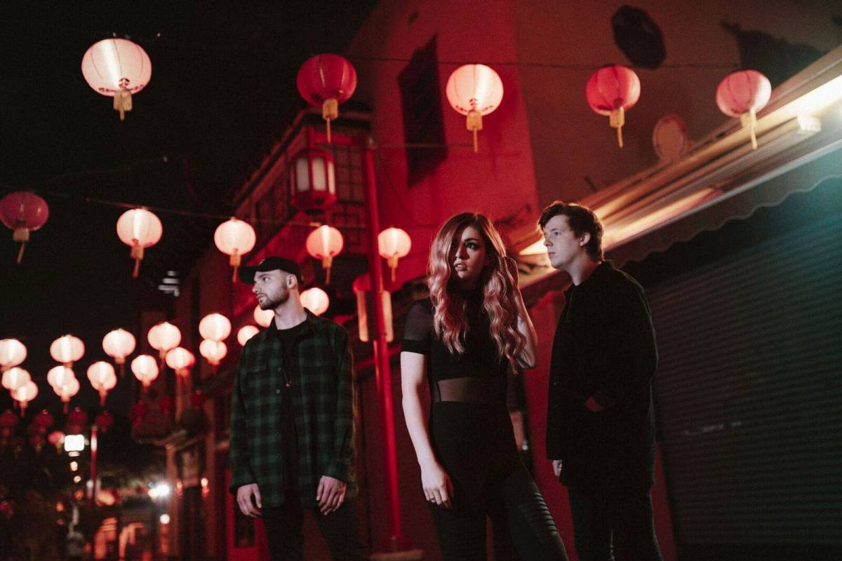 Nuovo album, nuovo video e nuova canzone per gli Against the Current