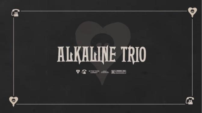 Demon and Division, la nuova canzone degli Alkaline Trio