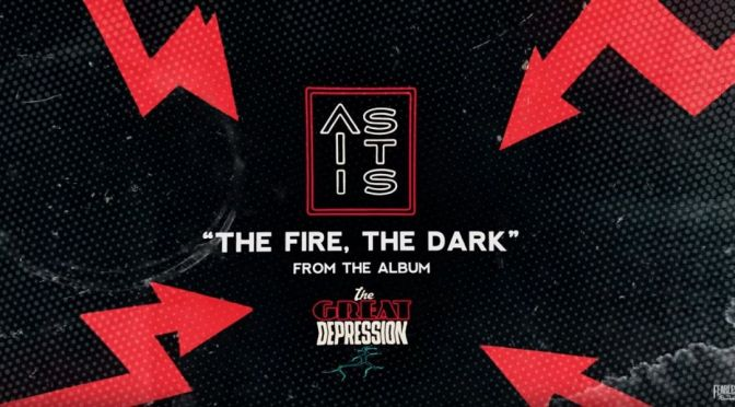 As It Is: ecco la nuova canzone The Fire, the Dark
