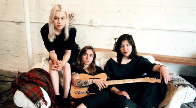 Julien Baker, Phoebe Bridgers e Lucy Dacus formano il nuovo supergruppo Boygenius