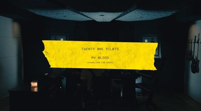 Sorpresa: c'è un'altra canzone nuova dei Twenty One Pilots e si chiama My Blood