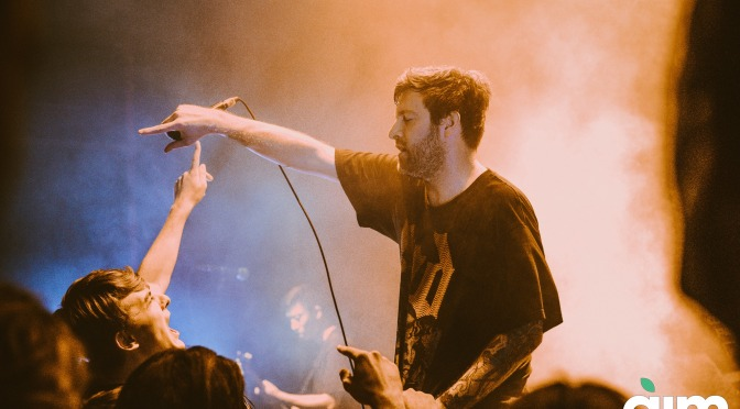 LIVE REPORT: Counterparts + As A Conceit + What We Lost + Moderntears' + Inner Earthquake @ARGO16