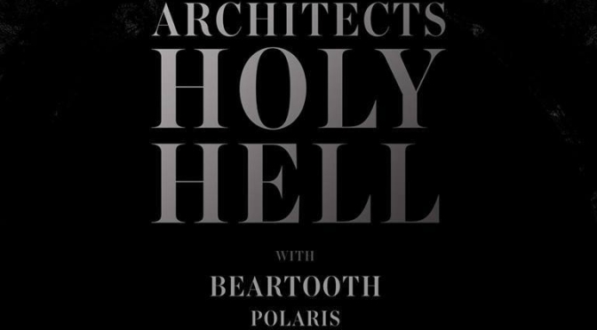 Architects + Beartooth + Polaris in Italia!