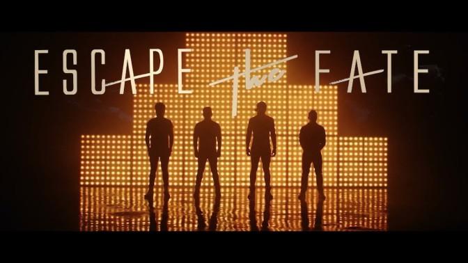Il video per I Am Human degli Escape the Fate e altre cose che nessuno ti dice