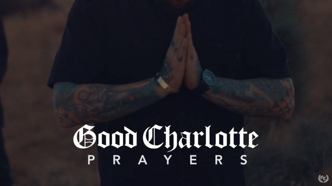 Good Charlotte: ecco la nuova canzone Prayers a pochi giorni dall'uscita del disco