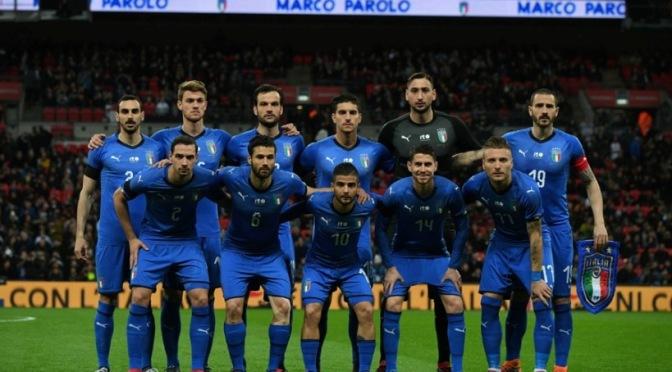 C'è anche un po' di emo nella playlist per gli allenamenti della Nazionale Italiana