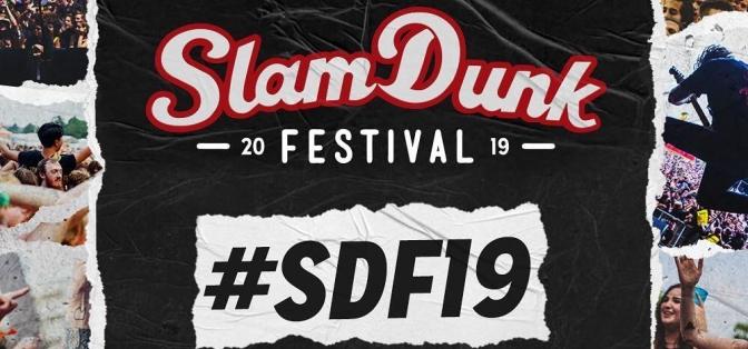 Arriva il primo annuncio dello Slam Dunk 2019!