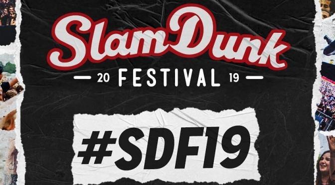 Ultimo annuncio Slam Dunk Festival: rivelate tutte le band