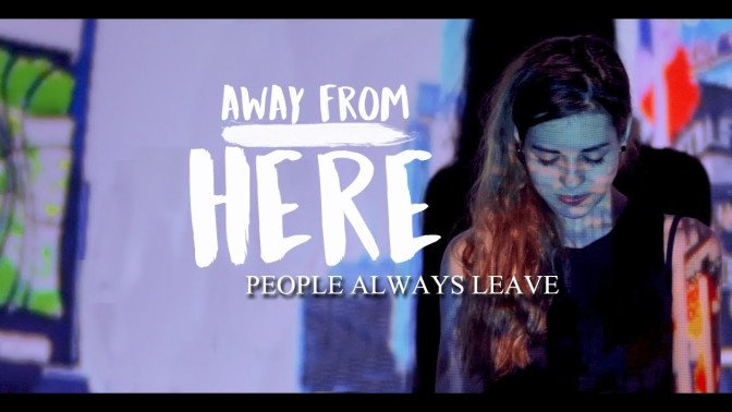 Gli Away from Here si affacciano sulla scena con il loro primo singolo People Always Leave