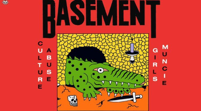 Basement in Italia!