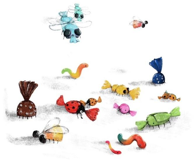 Entomologos è il nuovo pezzo dei Cucineremo ciambelle