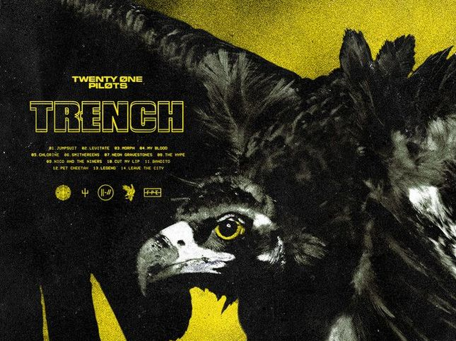 "REVIEW: ""Trench"" by Twenty One Pilots"