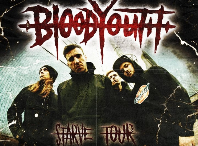 Blood Youth in Italia!
