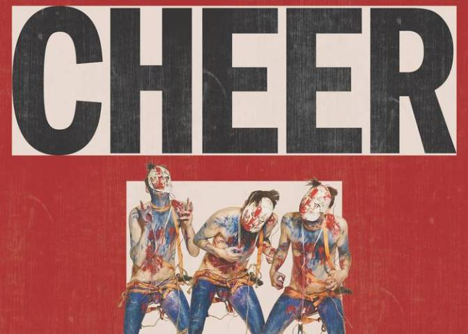 Drug Church - Cheer, copertina