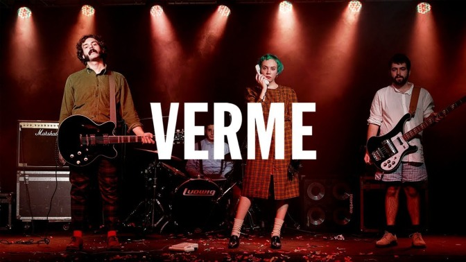 Gomma - Verme, video