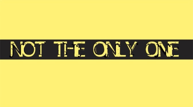 Papa Roach - Not the Only One, lyric video