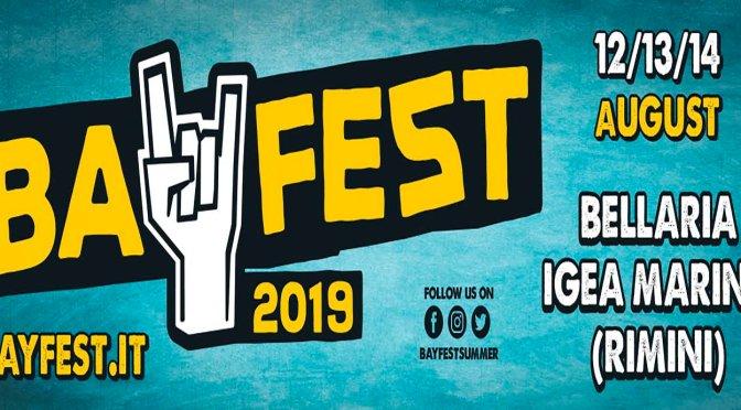 Bay Fest 2019: svelati i nomi degli headliner
