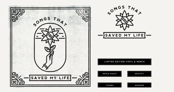 Songs That Saved My Life: una compilation di cover per la mental health awareness