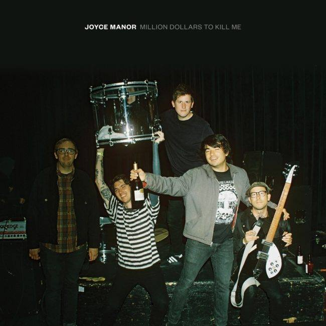 "REVIEW: ""Million Dollars To Kill Me"" by Joyce Manor"