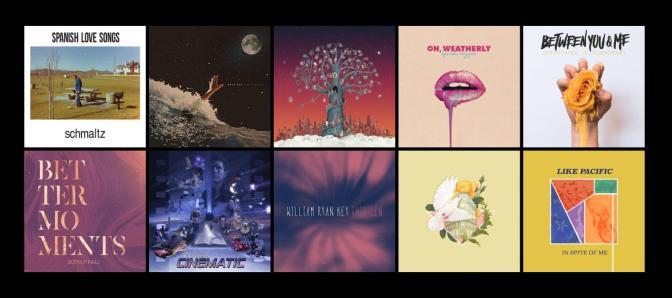 Album del 2018 che ci siamo dimenticati di recensire
