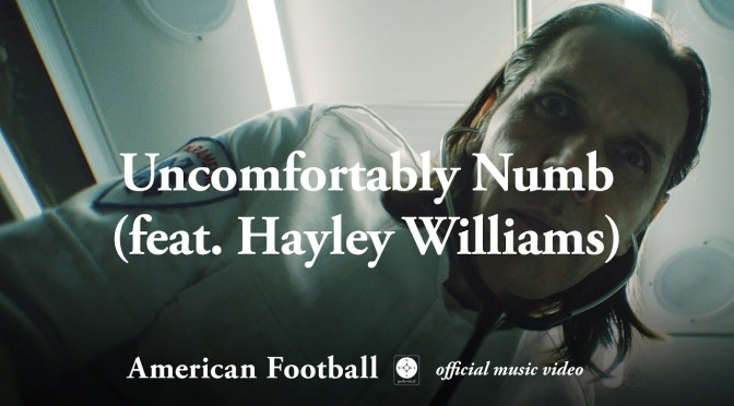 Ecco la canzone degli American Football con Hayley Williams: Uncomfortably Numb