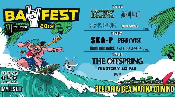 Il terzo headliner del Bay Fest, e altre cose che nessuno ti dice