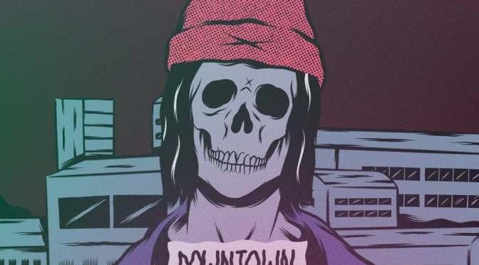 Garda 1990 - Downtown, copertina