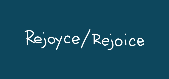 Once upon a soundtrack: Rejoyce/Rejoice