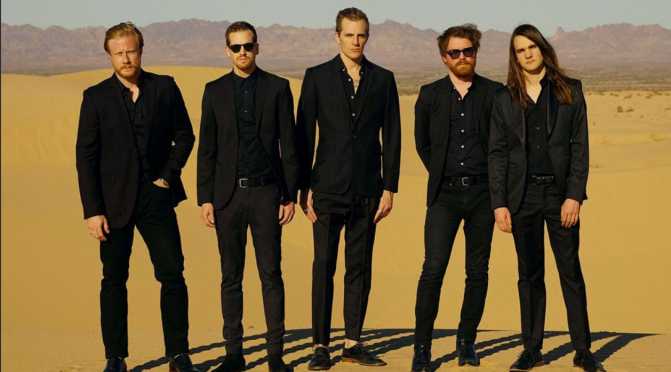 """My Best Habit"" è il nuovo singolo dei The Maine"