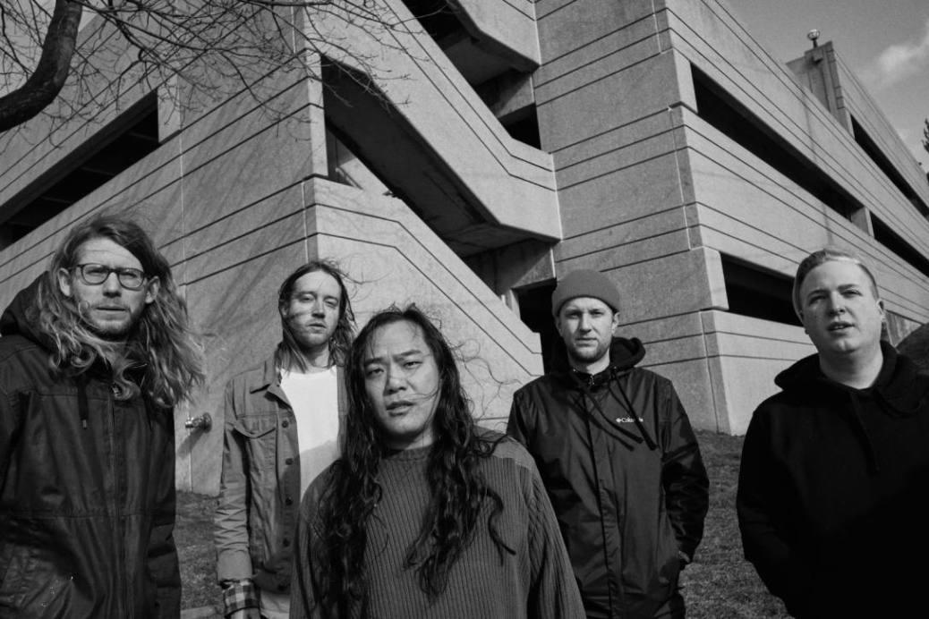 La Dispute, band, 2018
