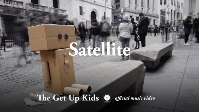 I The Get Up Kids pubblicheranno il primo album in 8 anni: ascolta Satellite