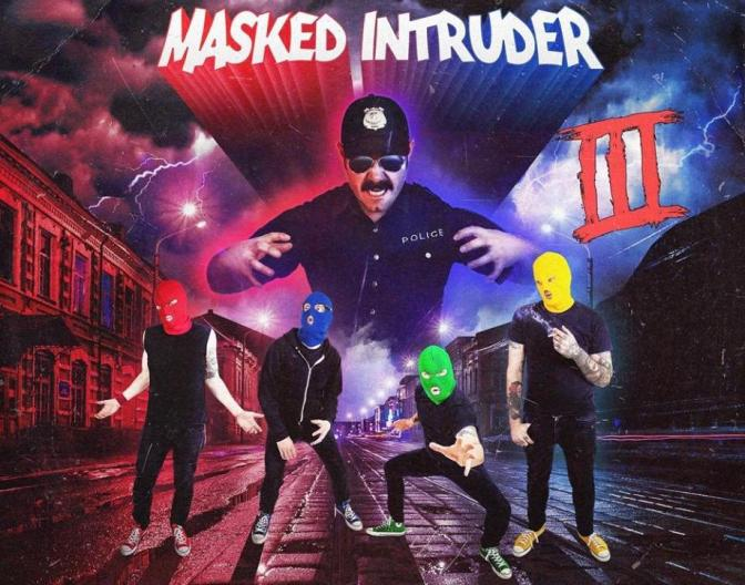 "REVIEW: ""III"" by Masked Intruder"