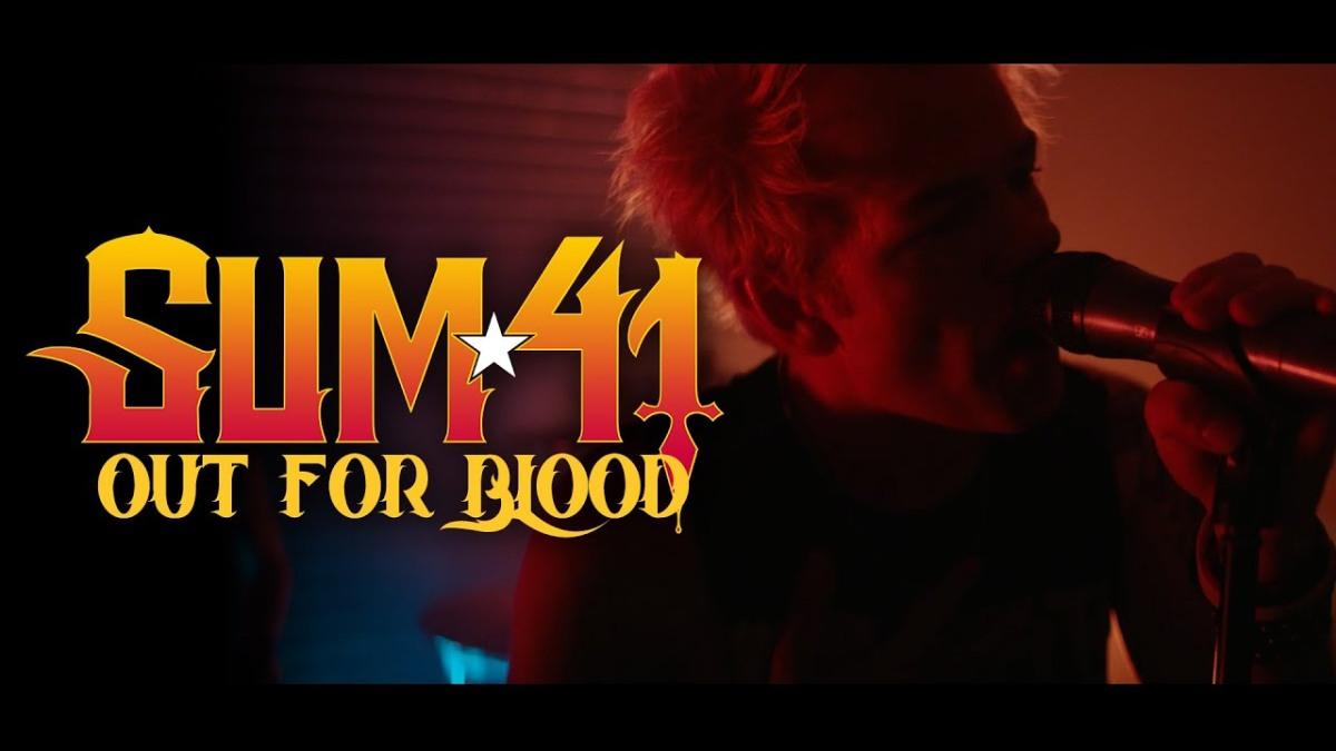 Tornano i Sum 41 e sono anche piuttosto incazzati nel nuovo singolo Out for Blood