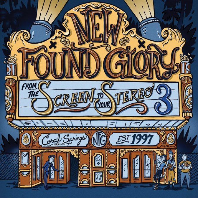 REVIEW: From The Screen To Your Stereo 3 by New Found Glory