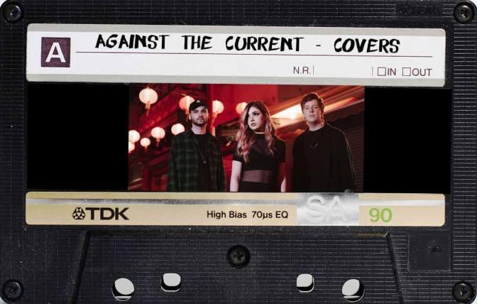 La storia degli Against the Current raccontata in 8 cover