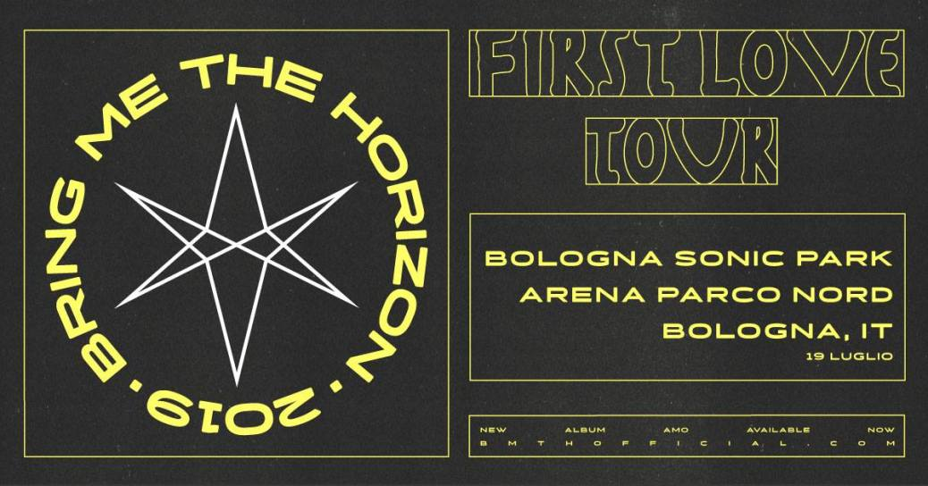 Bring Me the Horizon, Bologna Sonic Park 2019