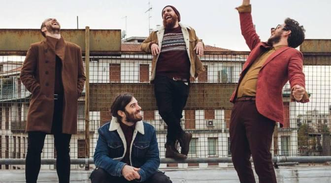 """""""La voglia di esibirsi, la voglia di scomparire"""" – Interview with La Scimmia"""