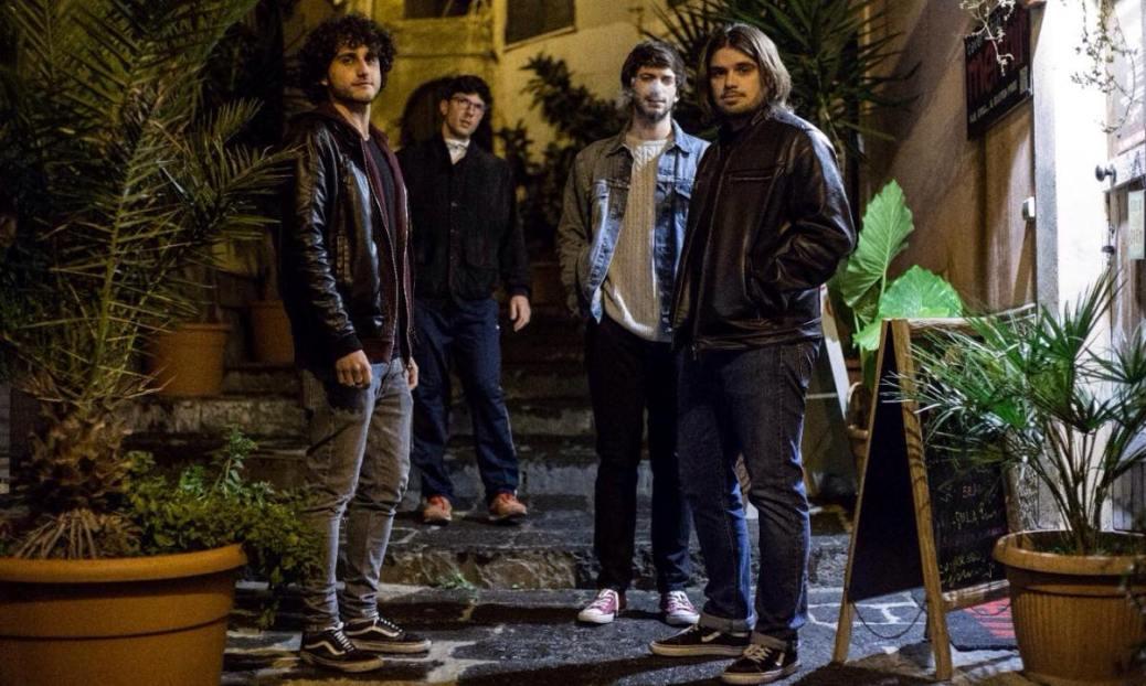Thisage, band, promo pic 2019