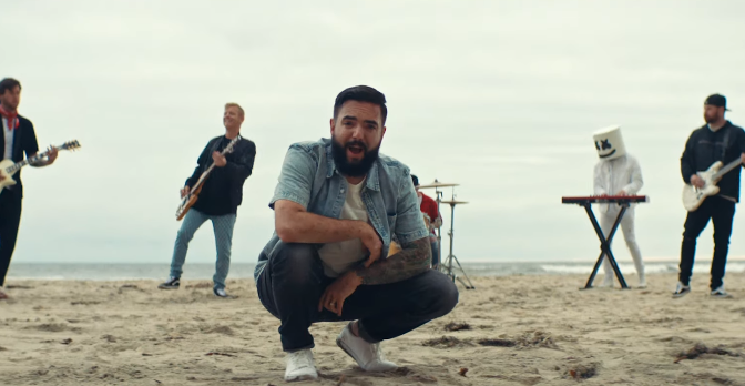Gli A Day To Remember tornano con Rescue Me feat. Marshmello