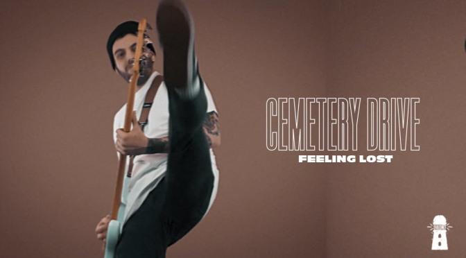I Cemetery Drive e il nuovo singolo Feeling Lost